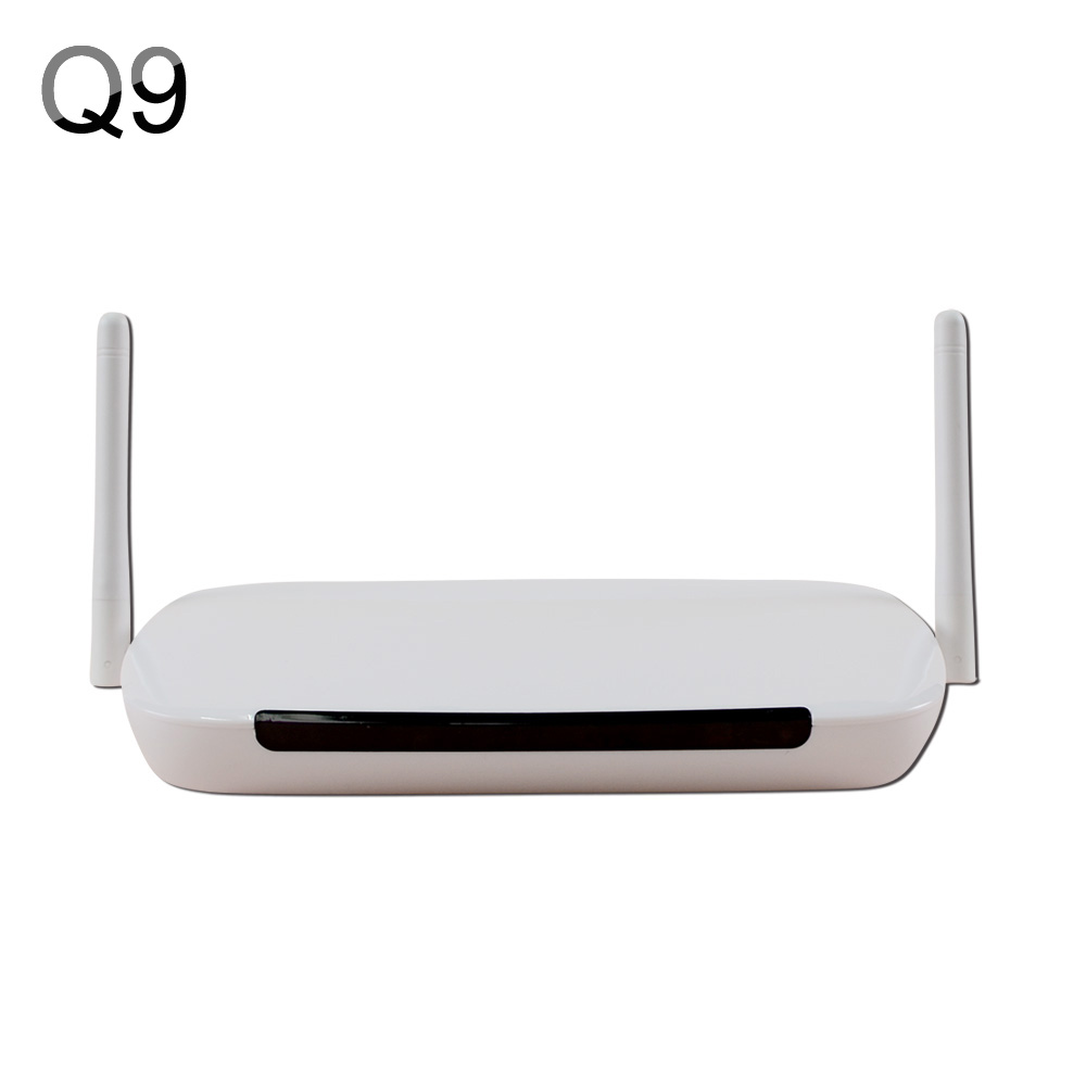 LeadCool Q9 Android TV Box RK3229 1GB/8GB 1080P Dual Wifi KODI Supported