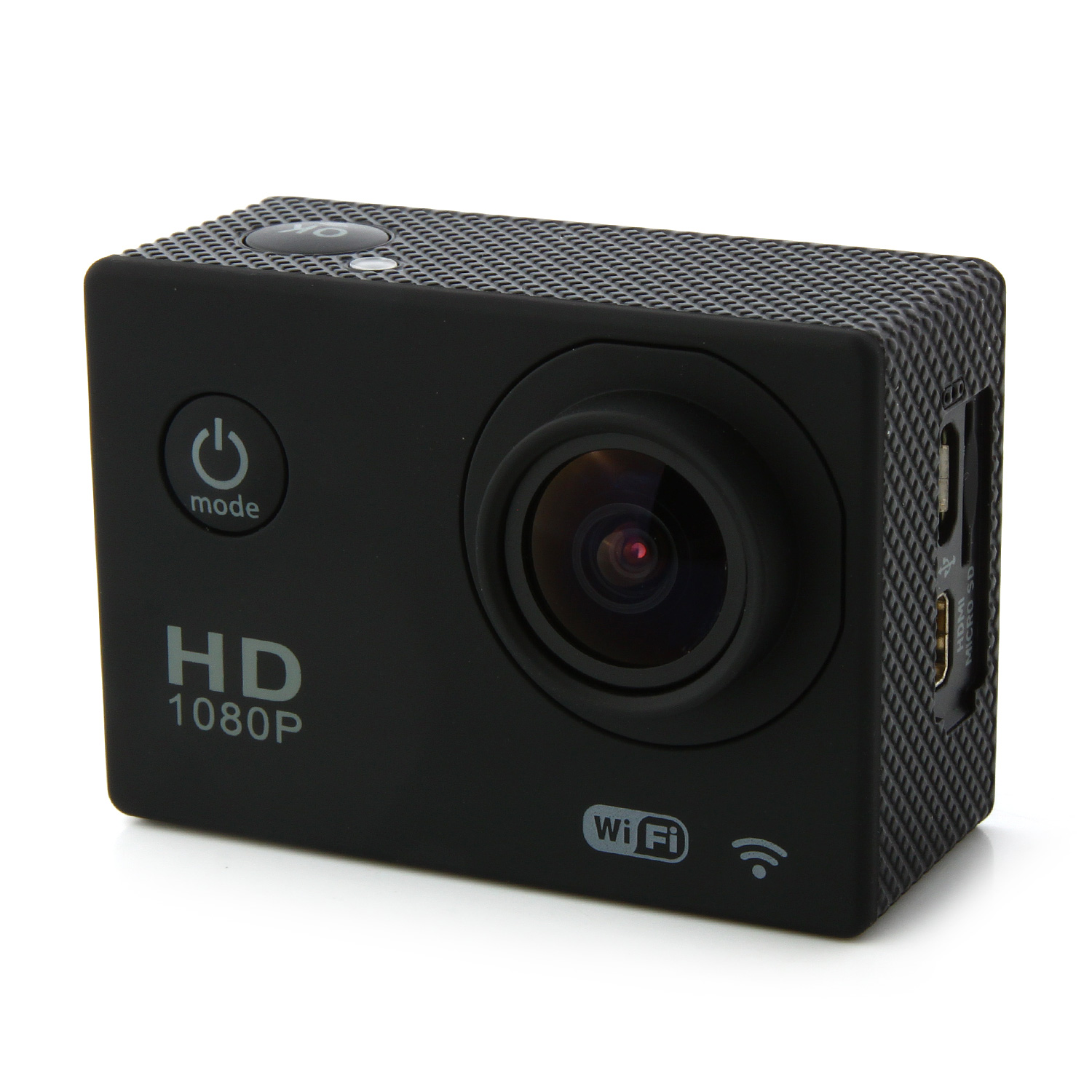 "SJ5000 WIFI Version 1.5"" TFT 12.0MP 1080P Sports Digital Video Camera Black"