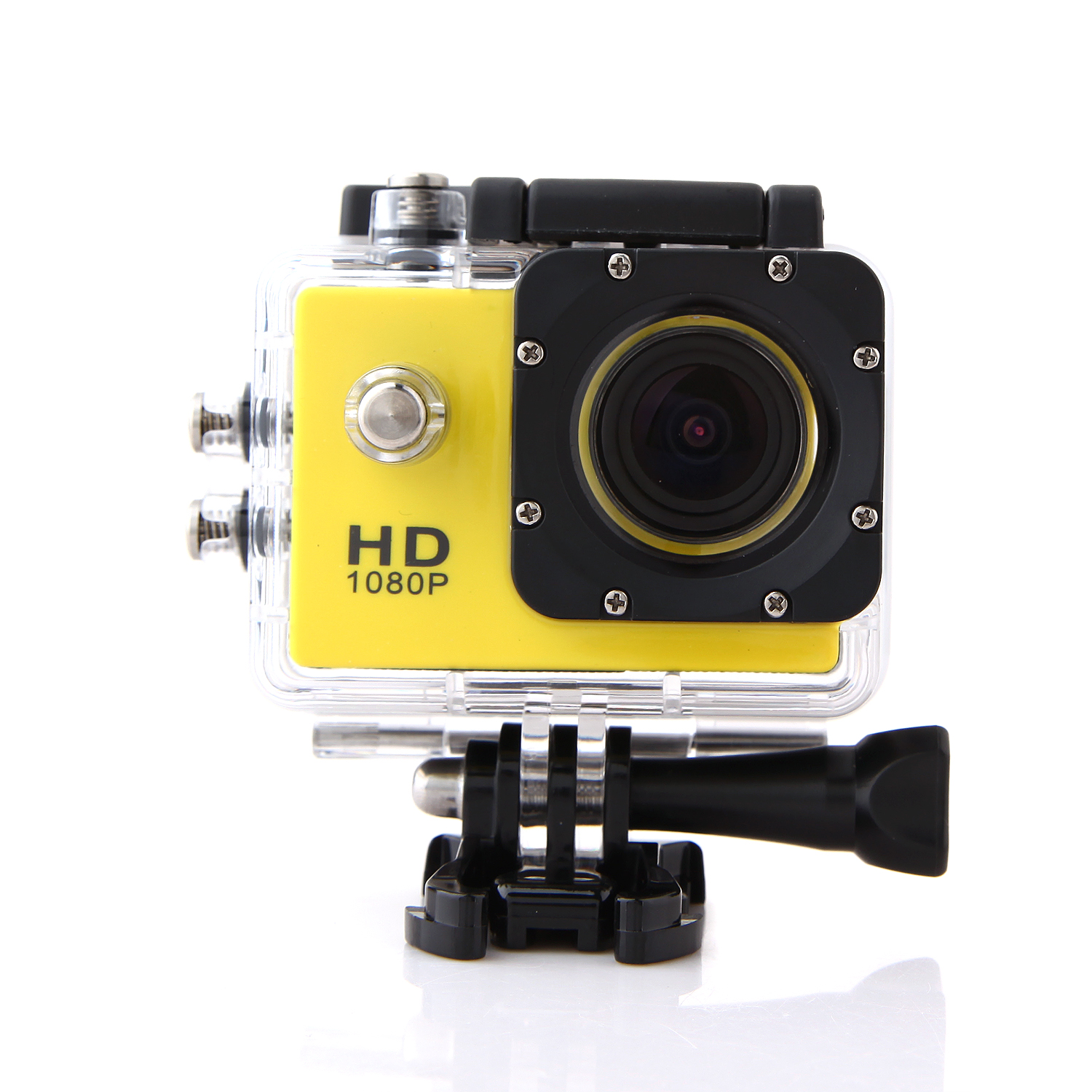 "Original SJCAM SJ4000 WIFI Version 1.5"" TFT 12.0MP 1080P Digital Video Camera Yellow"