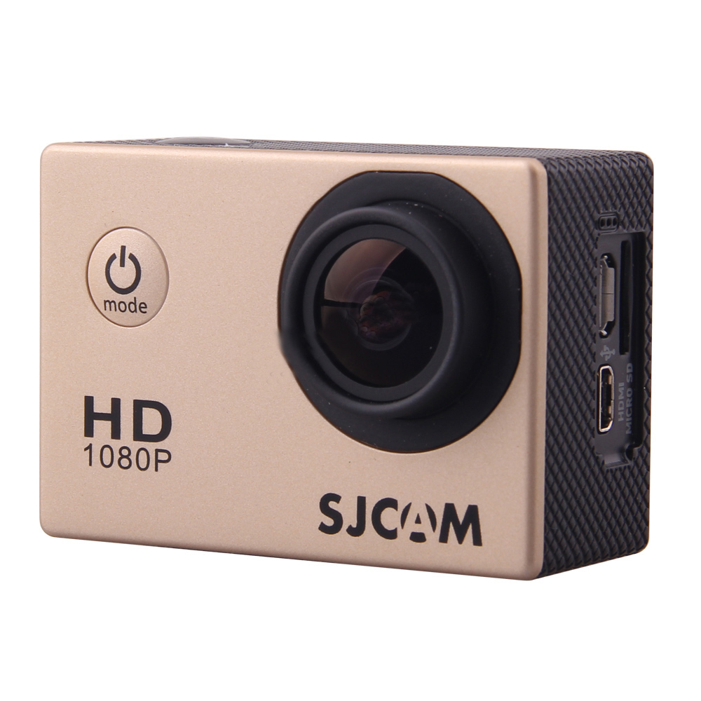 "SJCAM SJ4000 1.5"" TFT 12.0MP 1080P Full HD Sports Digital Video Camera Golden"