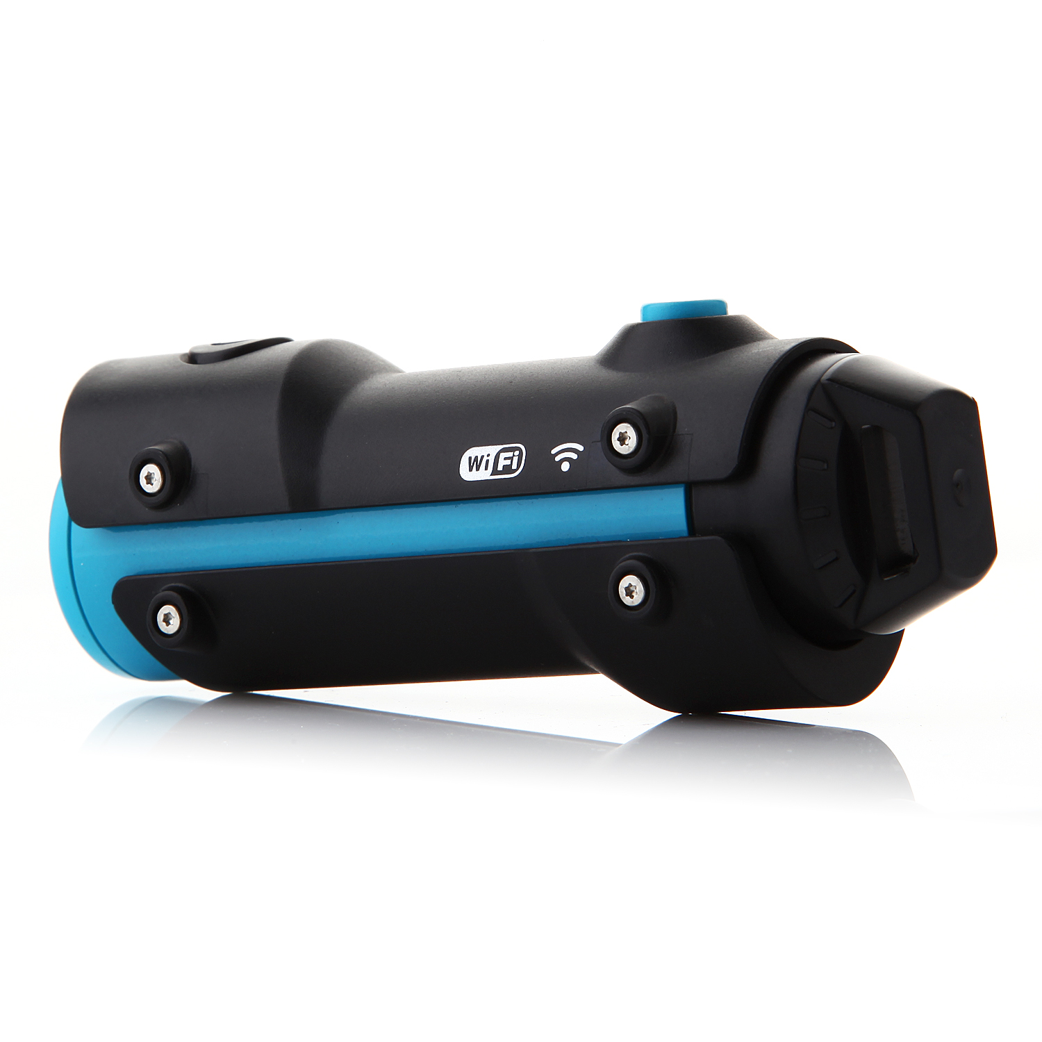 WiFi 10 Meters Waterproof Action Camcorder 12MP FHD 1080P Sports Video Camera Blue