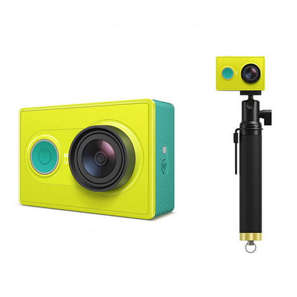 Xiaomi Yi Action Camera WiFi 16MP 1080P 155° Wide Lens Sports DV Green Travel Edition