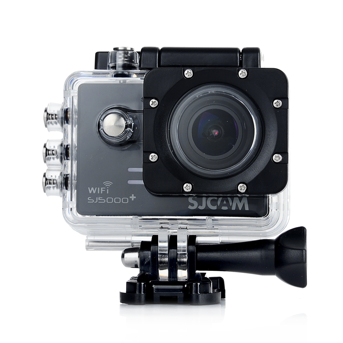 Original SJCAM SJ5000 Plus 16MP WiFi Action HD Camera Ambarella A7LS75 Waterproof Black