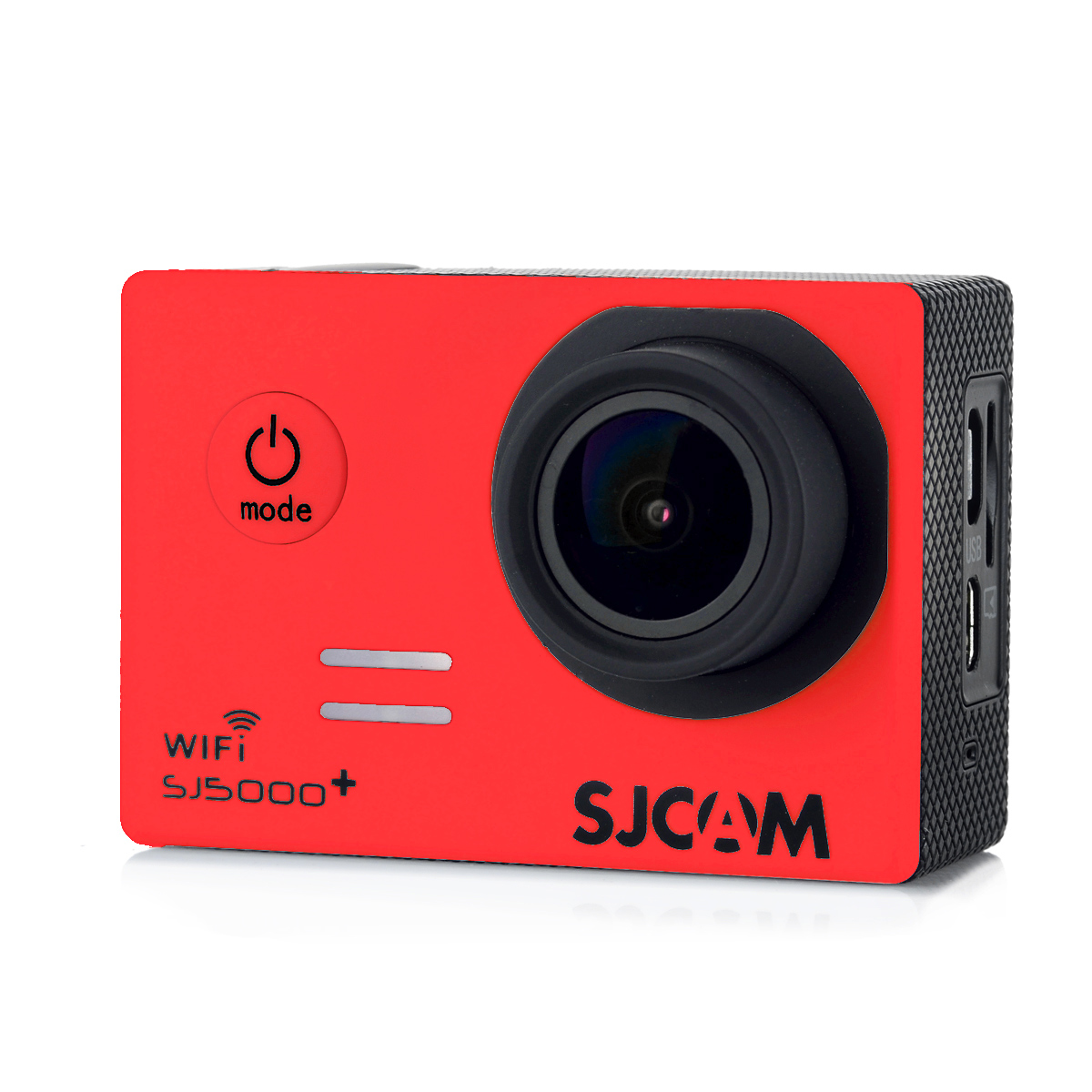 Original SJCAM SJ5000 Plus 16MP WiFi Action HD Camera Ambarella A7LS75 Waterproof Red