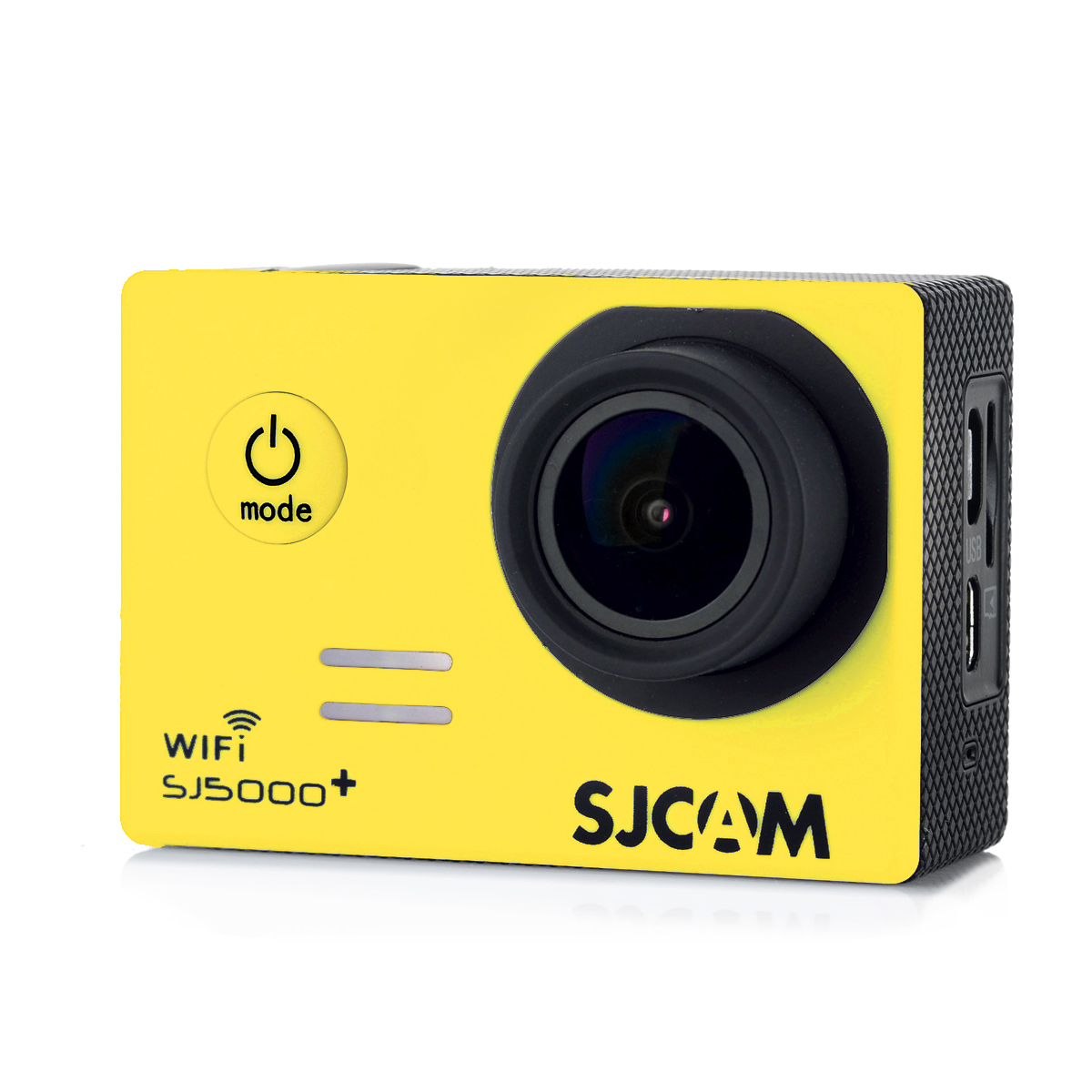 Original SJCAM SJ5000 Plus 16MP WiFi Action HD Sport Camera Ambarella A7LS75 Yellow
