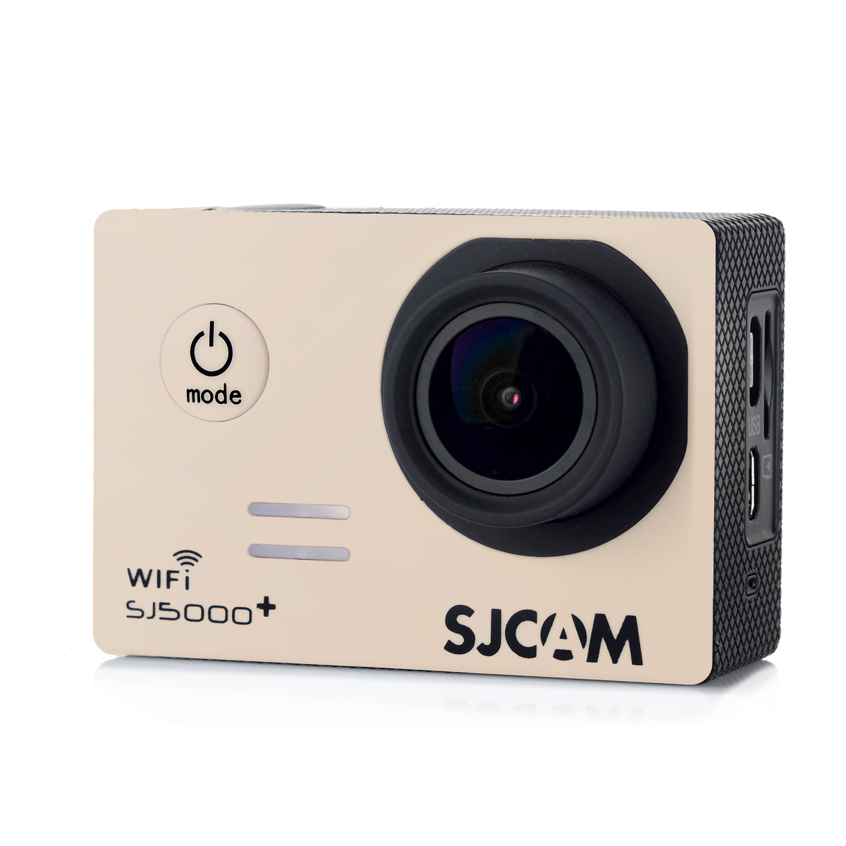 Original SJCAM SJ5000 Plus 16MP WiFi Action HD Camera Ambarella A7LS75 Waterproof Gold