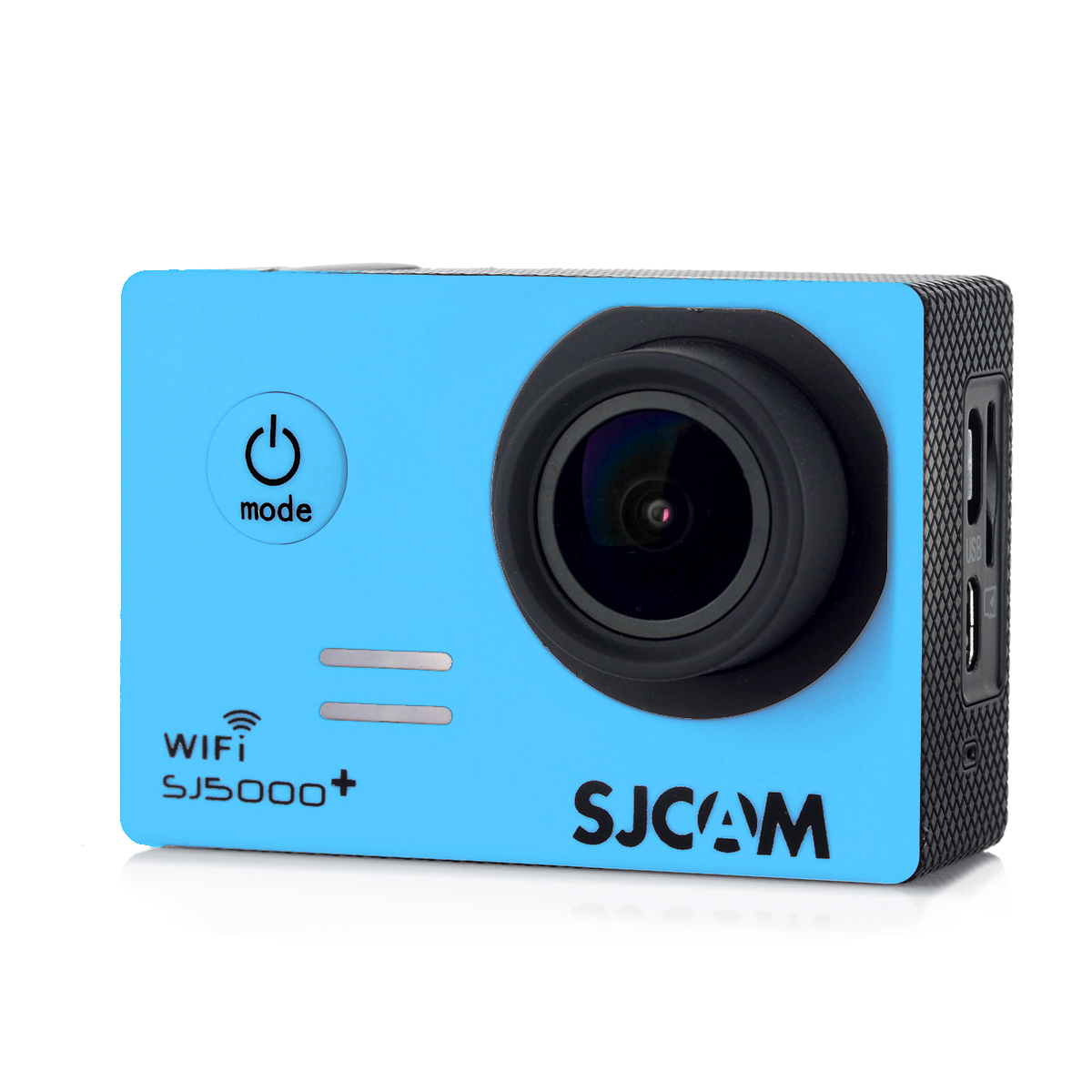 Original SJCAM SJ5000 Plus 16MP WiFi Action HD Camera Ambarella A7LS75 Waterproof Blue