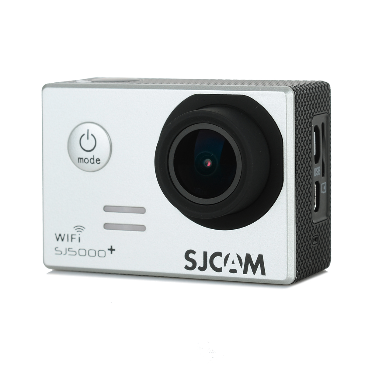 Original SJCAM SJ5000 Plus 16MP WiFi Action HD Sport Camera Ambarella A7LS75 Silver