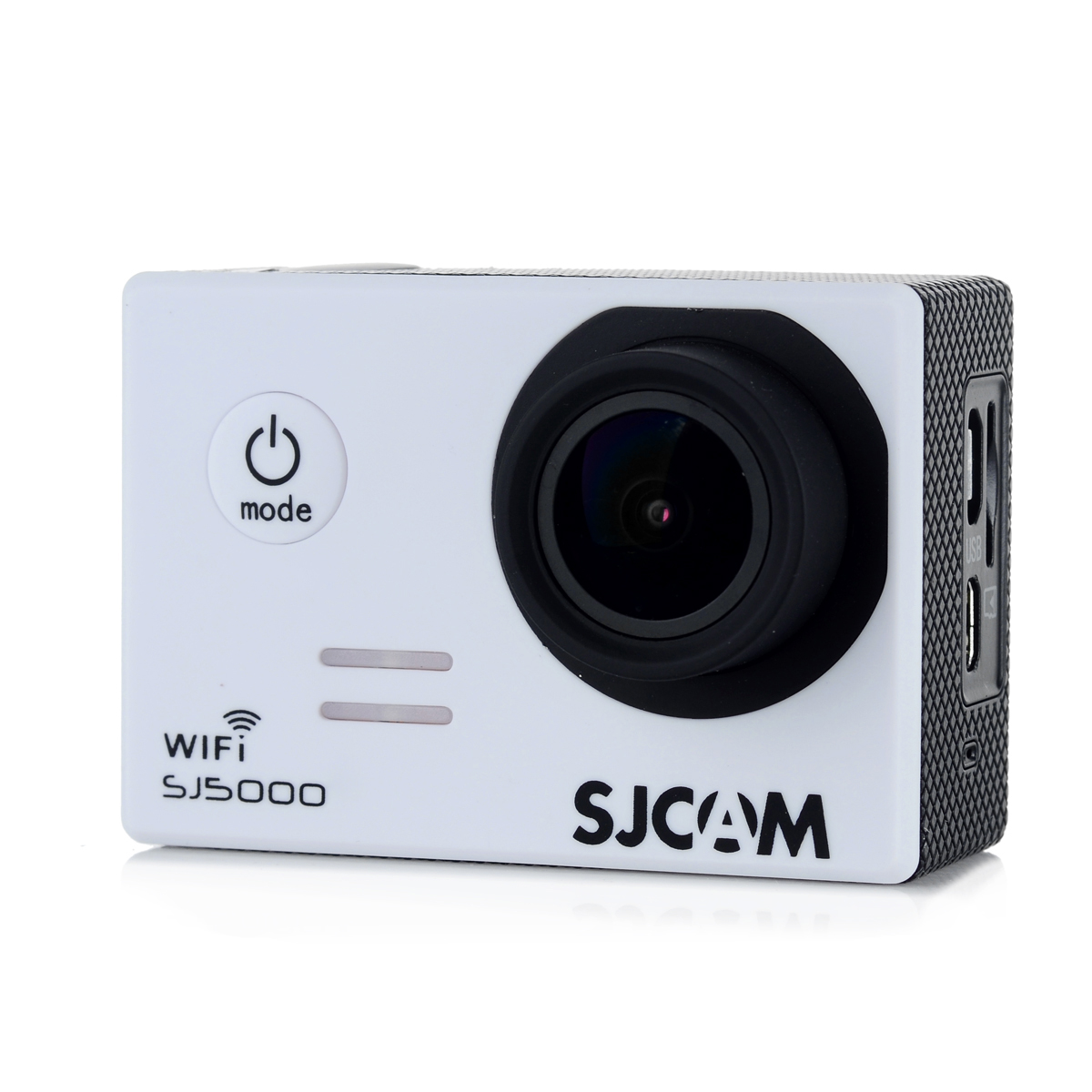 Original SJCAM SJ5000 WiFi Action HD Camera 14MP Novatek 96655 1080P Waterproof White