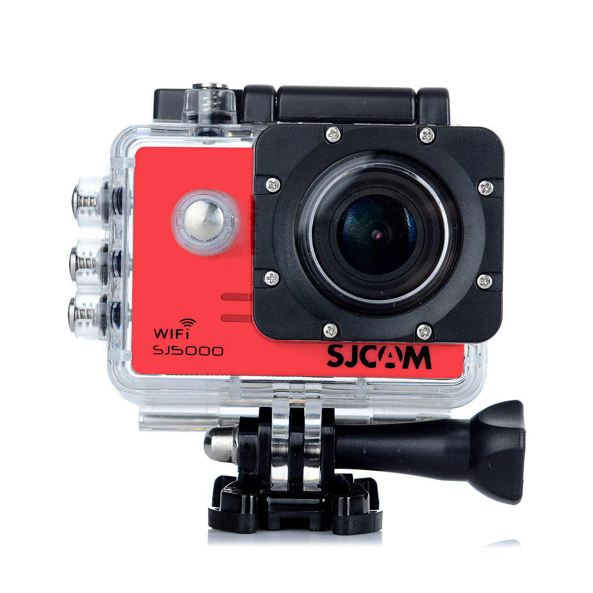 Original SJCAM SJ5000 WiFi Action HD Camera 14MP Novatek 96655 1080P Waterproof Red