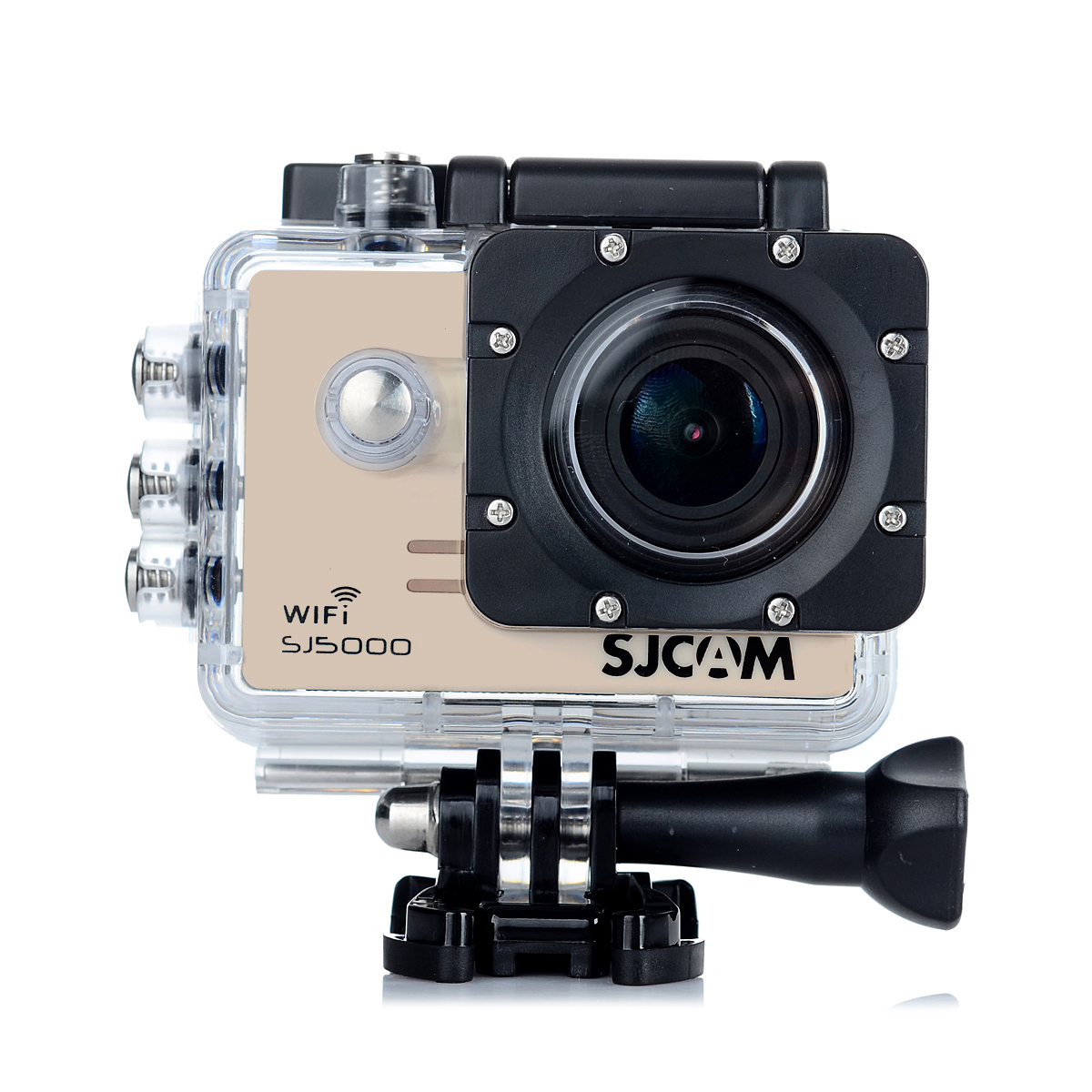 Original SJCAM SJ5000 WiFi Action HD Camera 14MP Novatek 96655 1080P Waterproof Gold