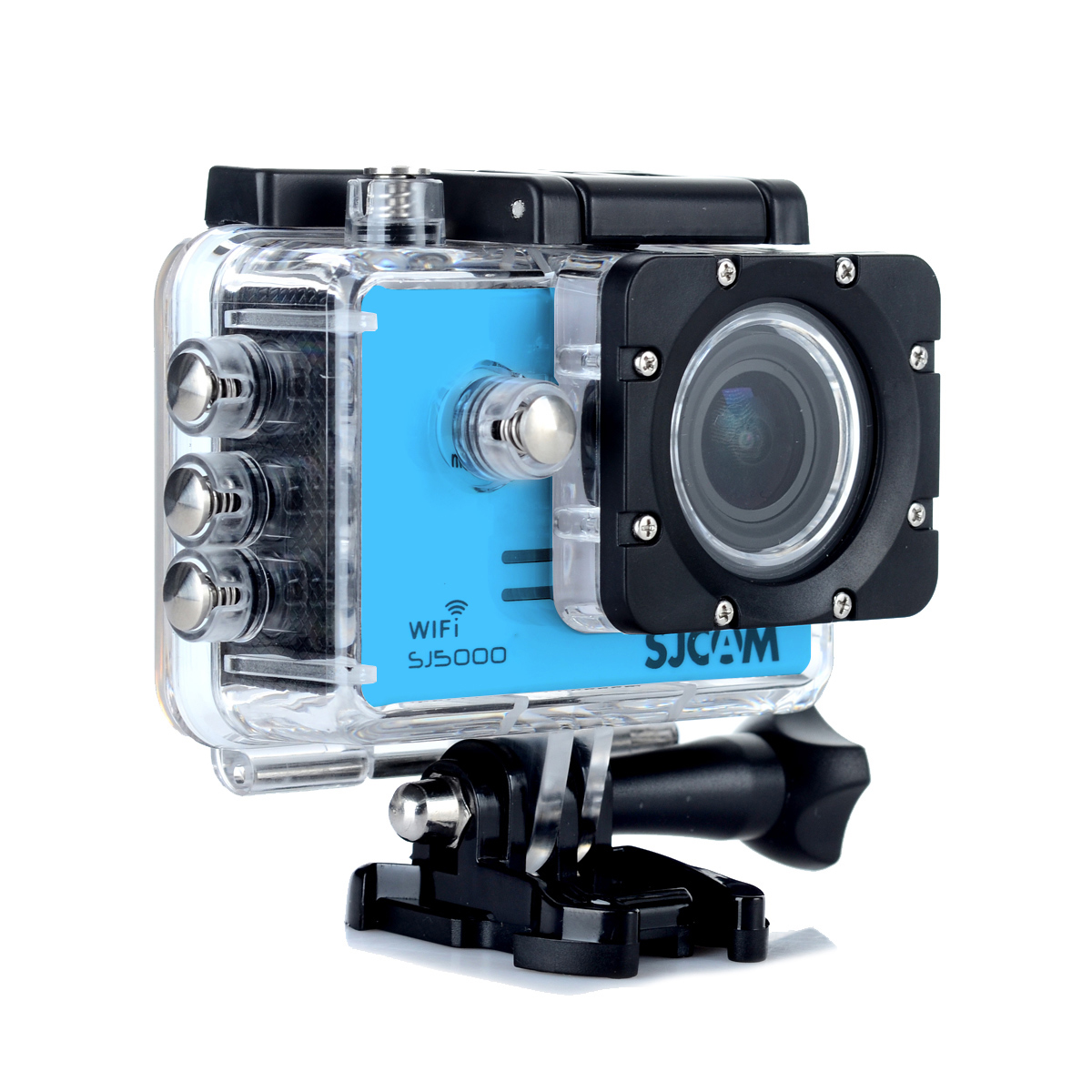 Original SJCAM SJ5000 WiFi Action HD Camera 14MP Novatek 96655 1080P Waterproof Blue