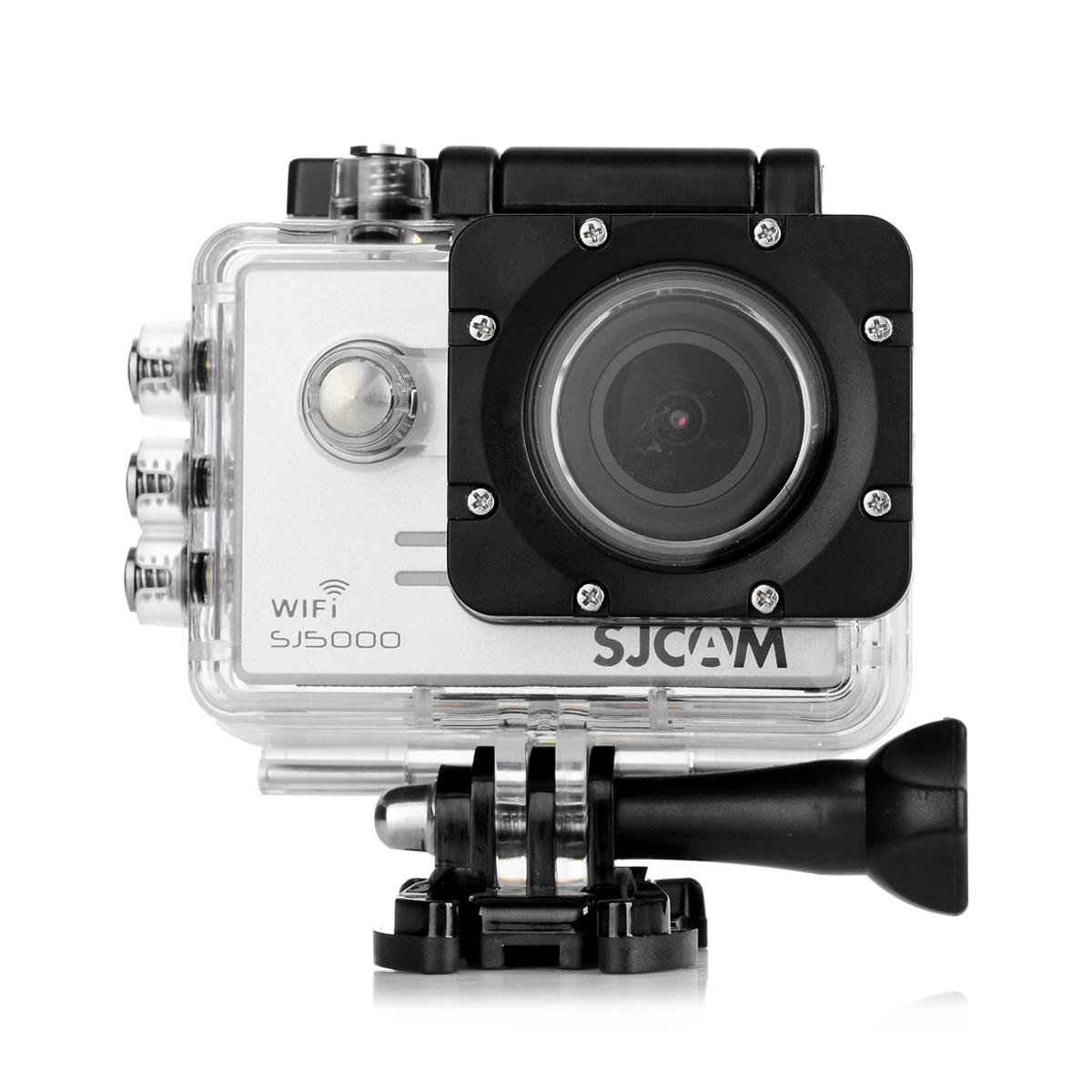 Original SJCAM SJ5000 WiFi Action HD Camera 14MP Novatek 96655 1080P Waterproof Silver