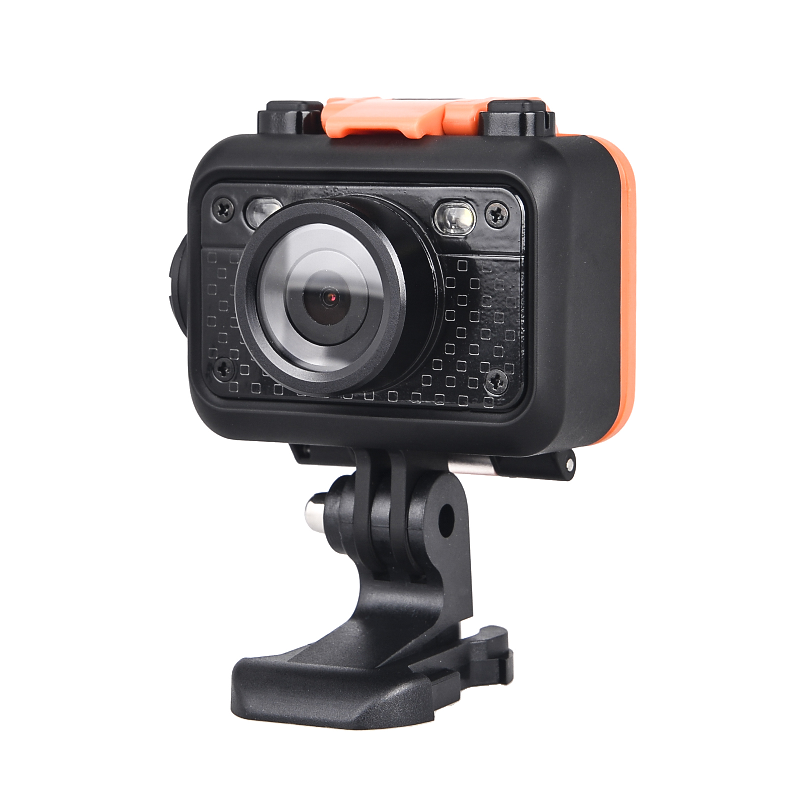 F100 WIFI Action Camera 5.0MP Full HD 1080P 60M Waterproof Sports DV Helmet Cycling