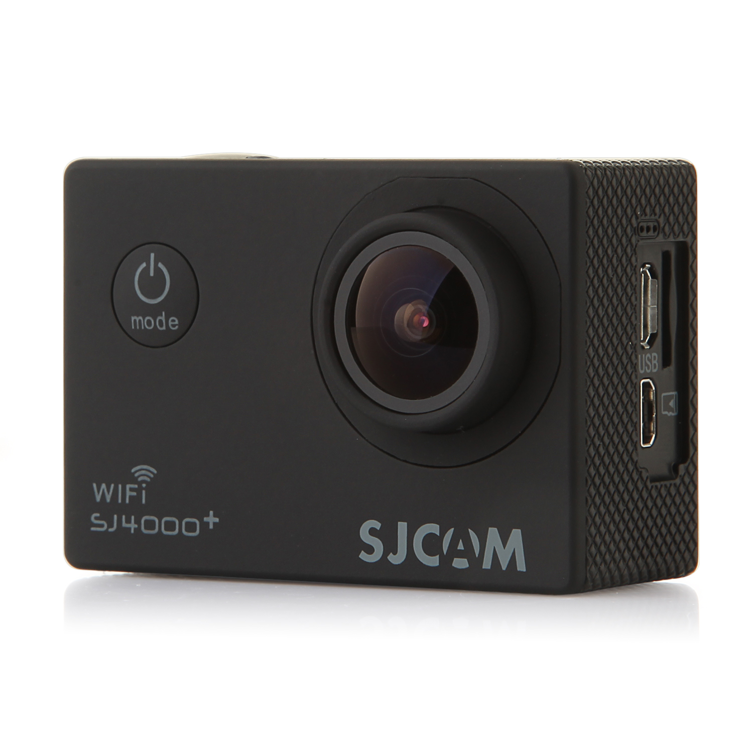 "SJCAM SJ4000 Plus WIFI Version 12M 1.5"" LCD Waterproof Sport Video Camera Black"