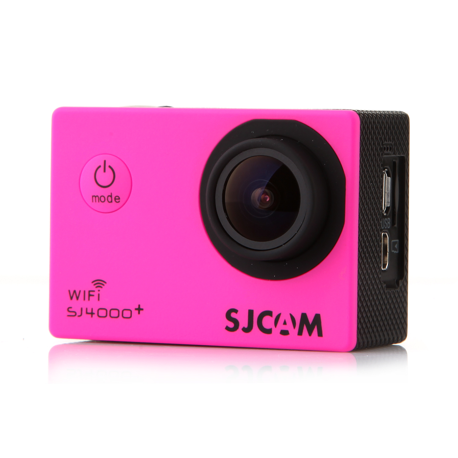 "SJCAM SJ4000 Plus WIFI Version 12M 1.5"" LCD Waterproof Sport Video Camera Pink"