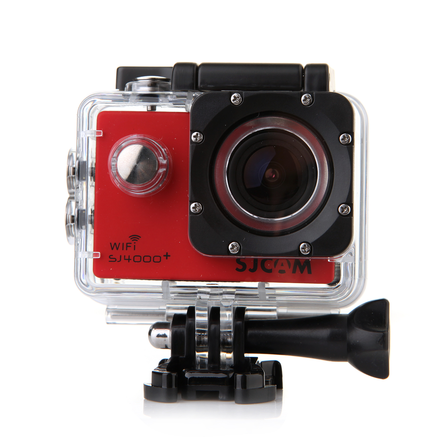 "SJCAM SJ4000 Plus WIFI Version 12M 1.5"" LCD Waterproof Sport Video Camera Camcorder Red"