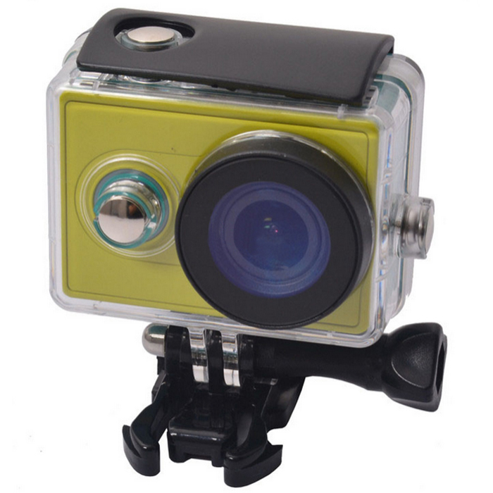 Protective Waterproof Case Diving 40m for Xiaomi Yi Sport Action Camera Accessories
