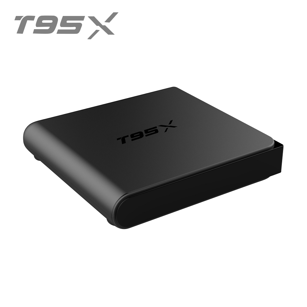 T95X 1G 8G Amlogic S905X Quad Core Android 6.0 TV Box With 4K*2K Kodi 16.1 Set Top Box New Smart Tv Box Android Media Player