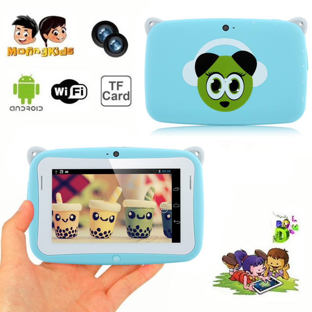 MTP28 R430C Kids Tablet PC 4.3 Inch Dual Core RK2926 Android 4.2 4GB Blue
