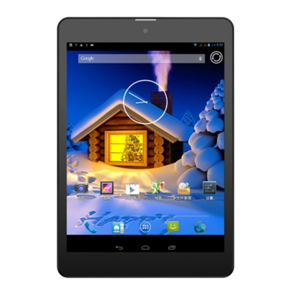 Freelander PX3 Tablet PC MTK8382 7.85 Inch IPS Screen Android 4.2 3G WCDMA 16GB Silver