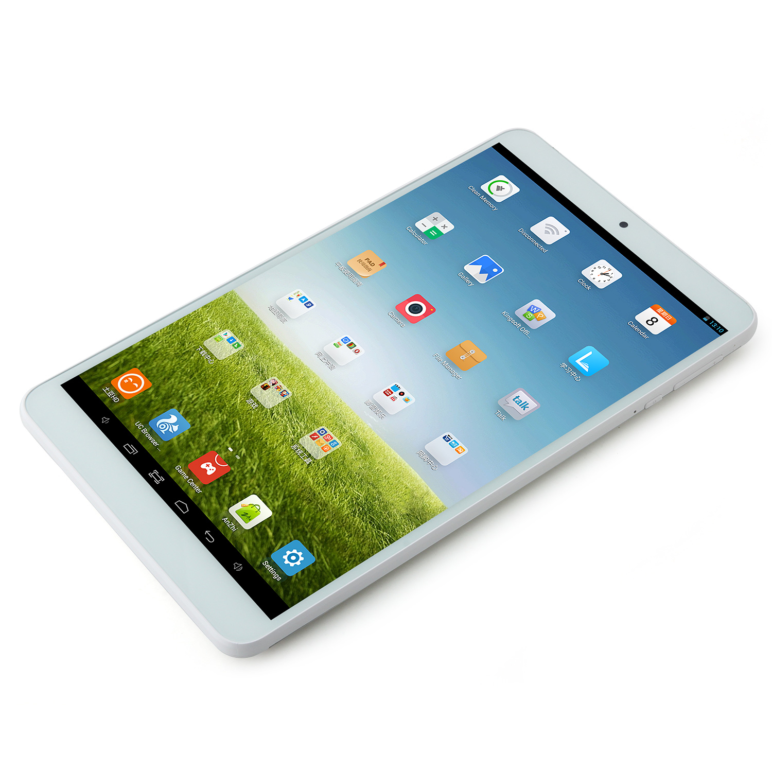 ONDA V820 Tablet PC A31s Quad Core 8.0 Inch Android 4.2 IPS Screen 16GB Silver