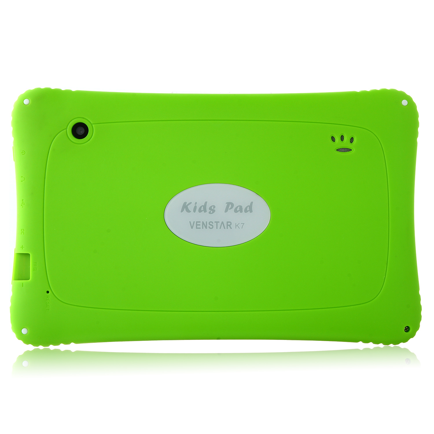 VENSTAR K7(V700A) Kid's Tablet PC Dual Core RK3026 7 Inch Android 4.2 IPS 8GB Green