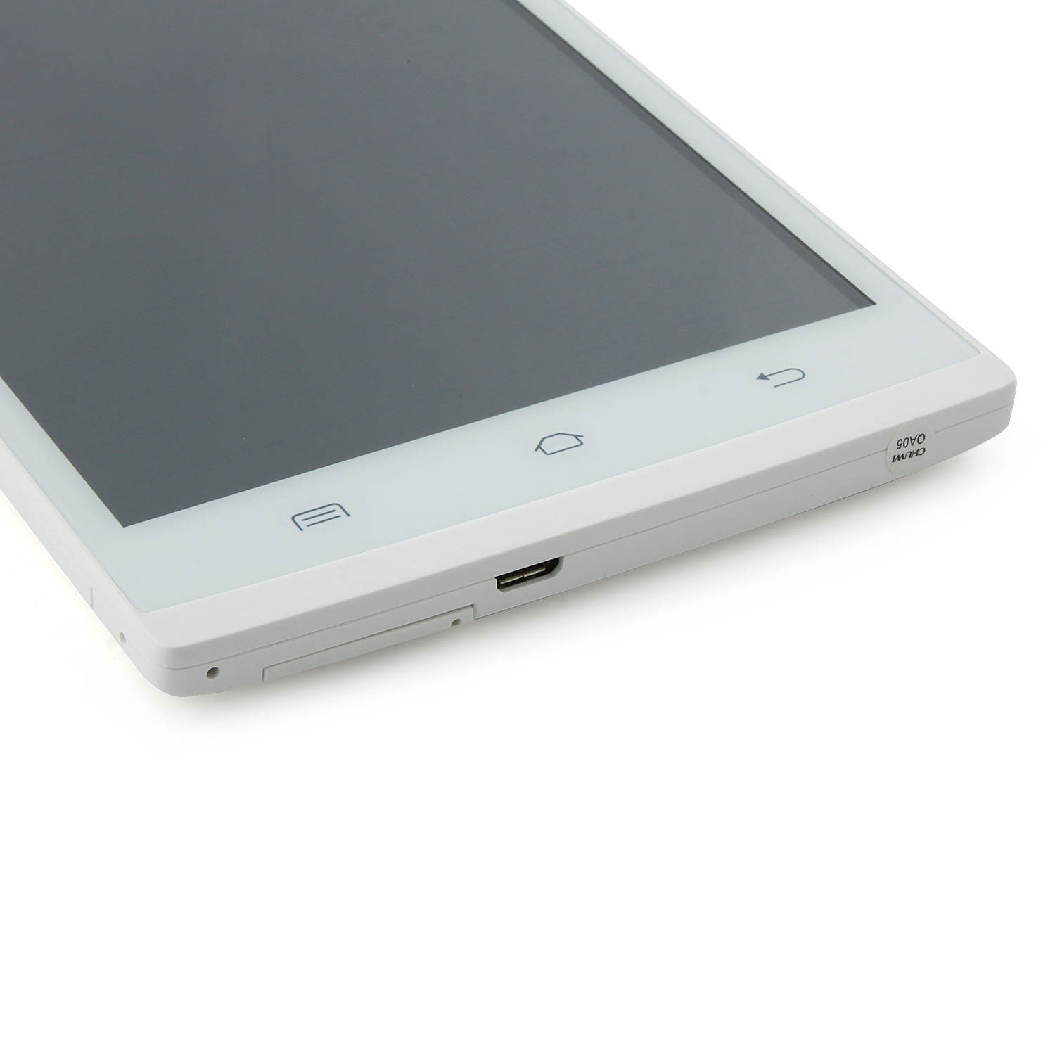"CHUWI DX1 Tablet PC MTK8382 6.98"" Android 4.4 206° Free Rotation Camera 16GB 3G White"