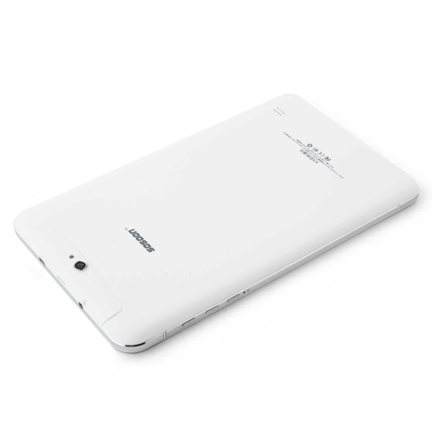 SOSOON X9 Tablet PC MTK6572M Dual Core 9.0 Inch Android 4.2 2G/GSM 4GB White