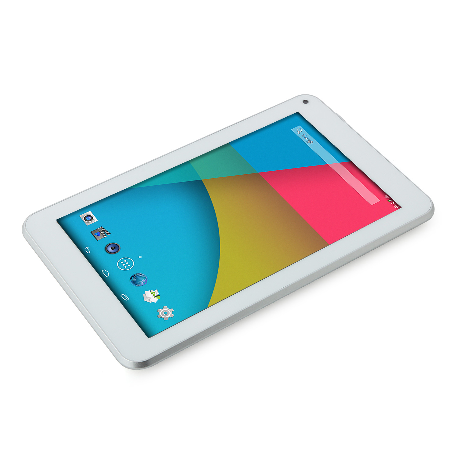 H701 Tablet PC RK3188 Quad Core 7.0 Inch Android 4.4 IPS Screen 4GB White