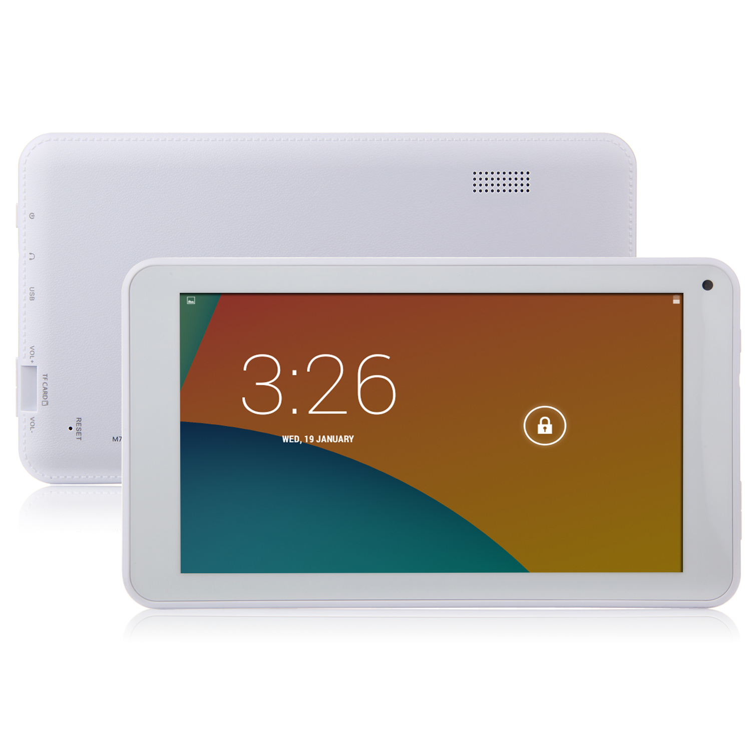 IC00 D70M5 Tablet PC MTK3126 Quad Core 7.0 Inch Android 4.4 8GB White