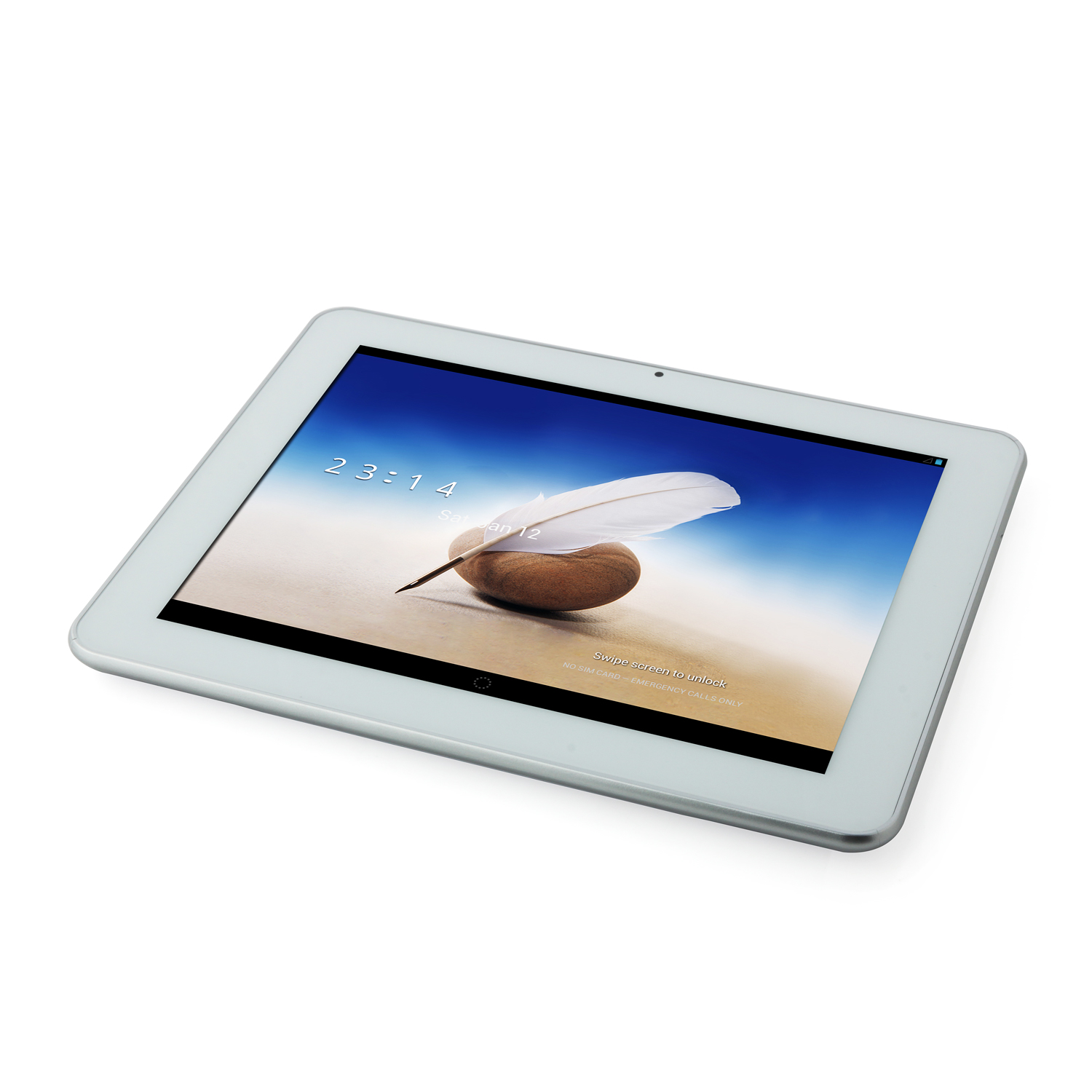 Ampe A90 Tablet PC MTK8382 Quad Core 9.7 Inch Android 4.2 8GB 3G WCDMA White