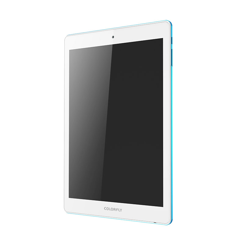 "Colorfly i977A 3G Tablet PC Quad Core Intel Z3735F Android 4.4 IPS 9.7"" 2GB 64GB Blue"