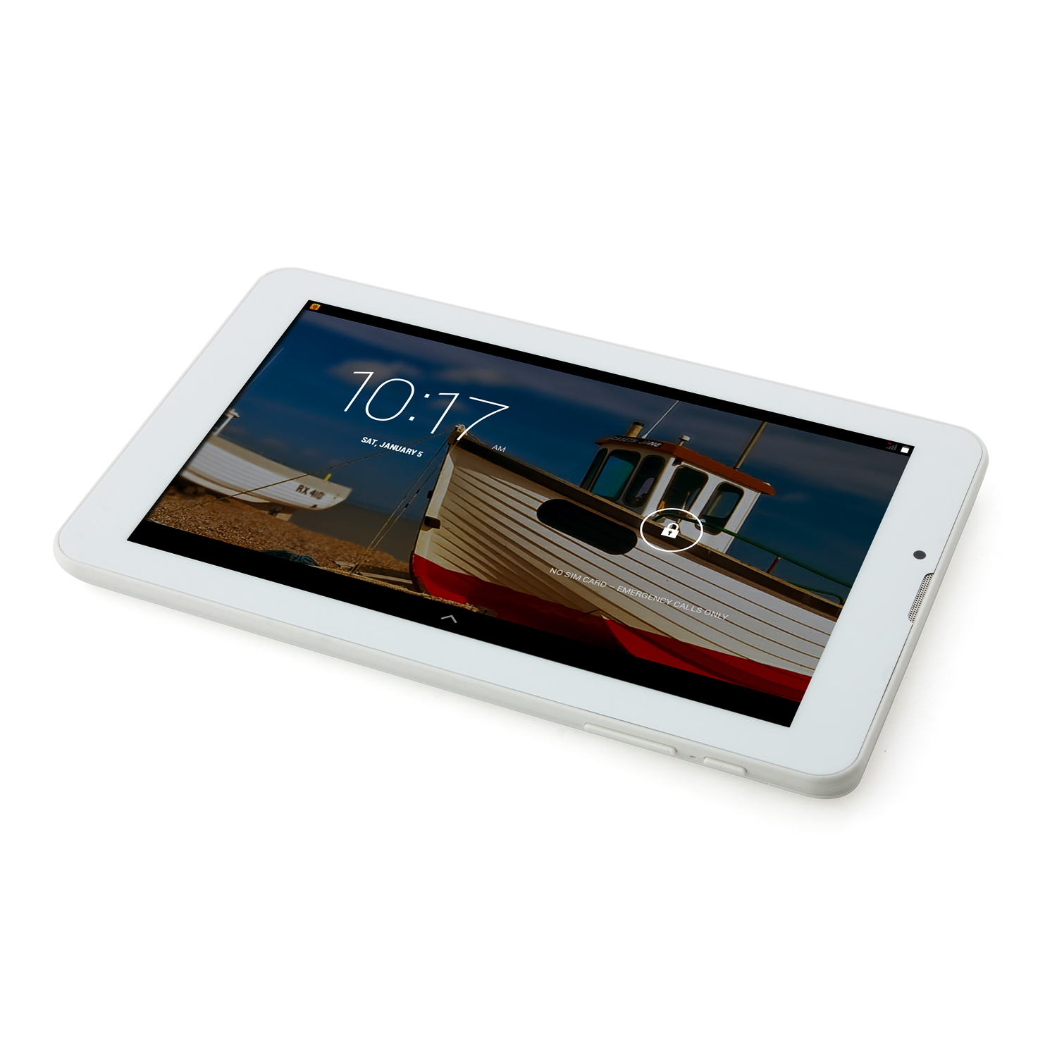 IC00 Q7 3G Tablet PC MTK8382 Quad Core 7.0 Inch Android 4.4 IPS Screen 8GB White