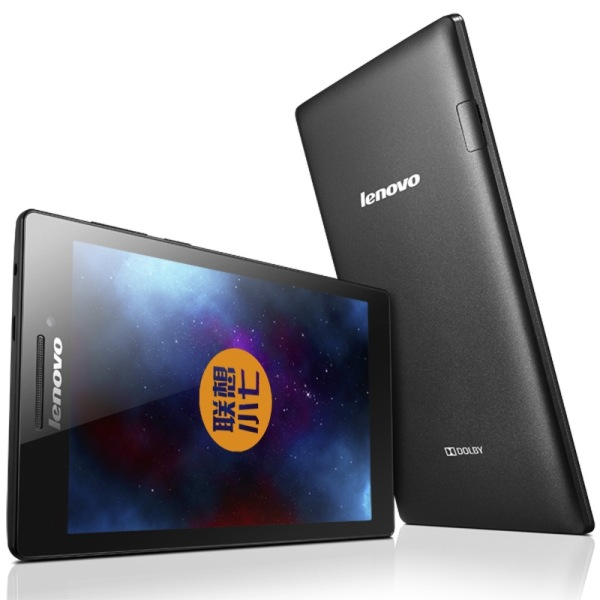 Lenovo A7-10 Tablet PC MTK8127 Quad Core 7.0 Inch Android 4.4 IPS Screen 1GB 8GB Black
