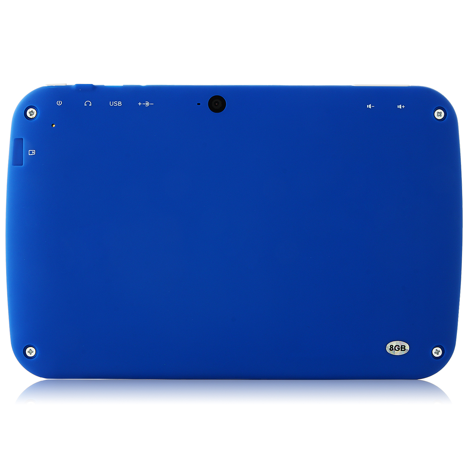 MTP346 R70AC-D KIDS Tablet PC Quad Core RK3126 1.2GHz 7.0 Inch Android 4.4 8GB Blue