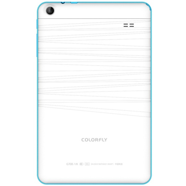 Colorfly G708 3G Tablet PC Octa Core MTK6592 Android 4.4 1GB 8GB IPS 7.0 Inch White