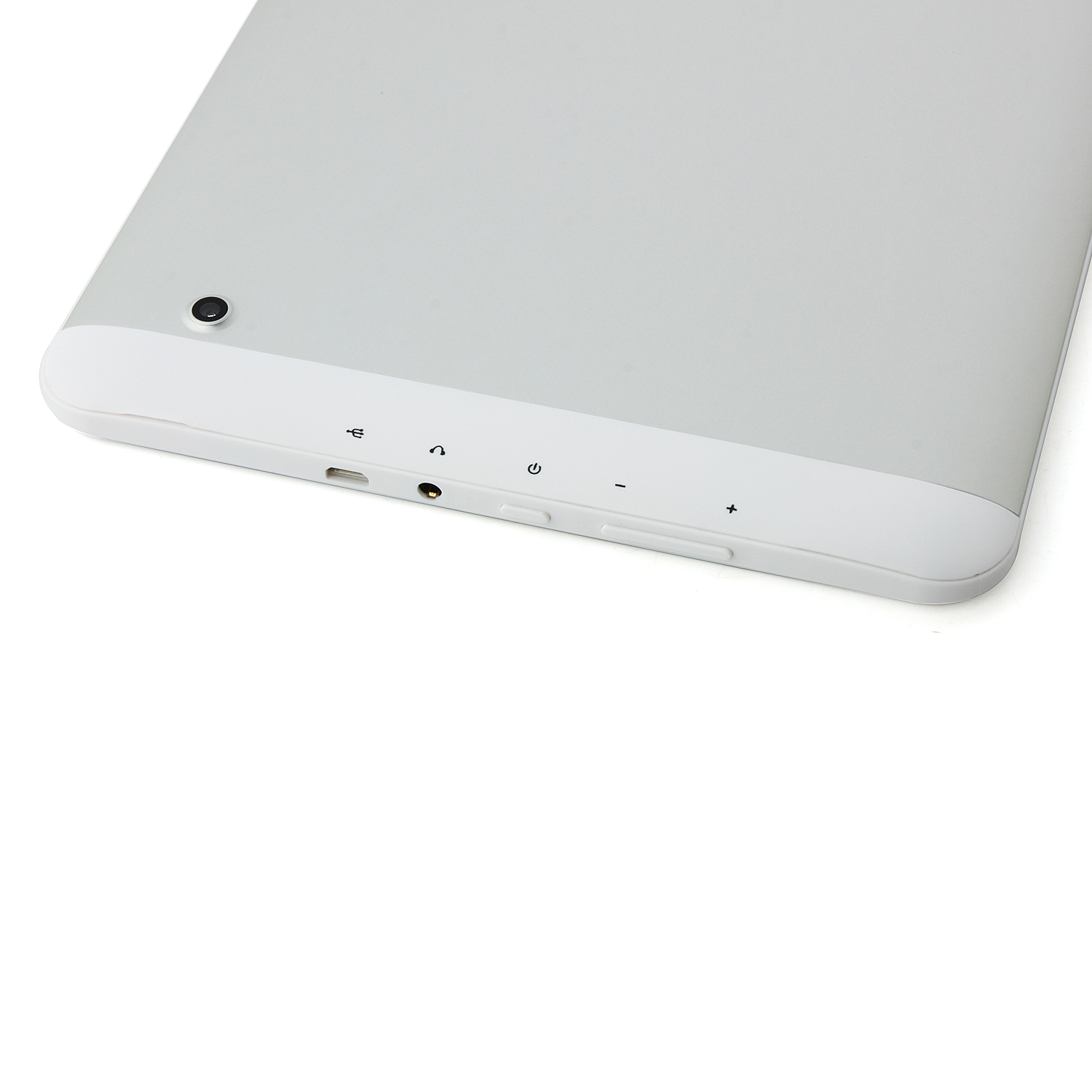 V106 3G Tablet PC MTK8382 Quad Core Android 4.4 10.1 Inch IPS  1GB 8GB White&Silver