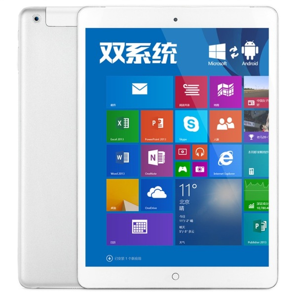 Onda V919 3G Air Dual Boot Tablet PC 9.7inch 2GB/32GB Quad Core White&Silver
