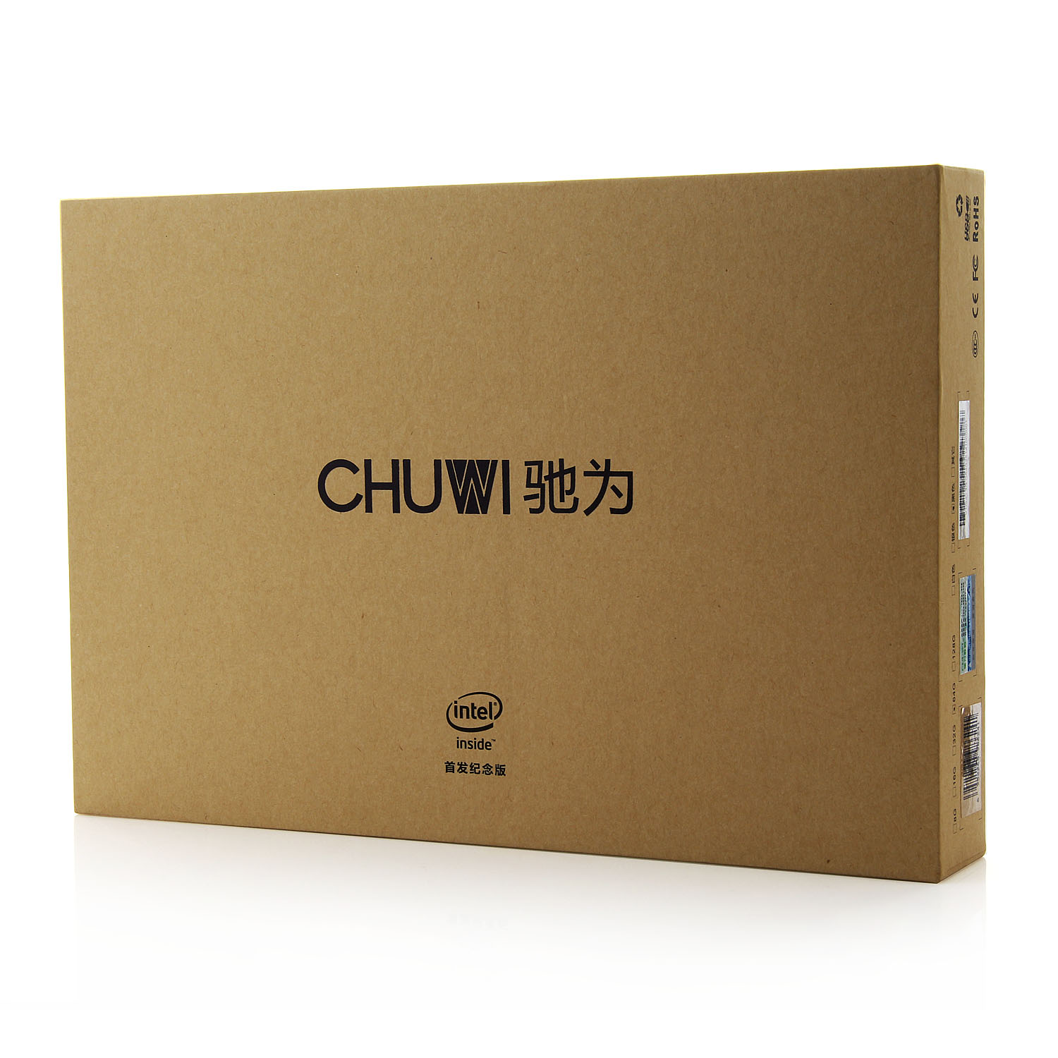 CHUWI V10HD Tablet PC Dual Boot Intel 3735F 10.1 Inch FHD IPS Screen 2GB 32GB Black
