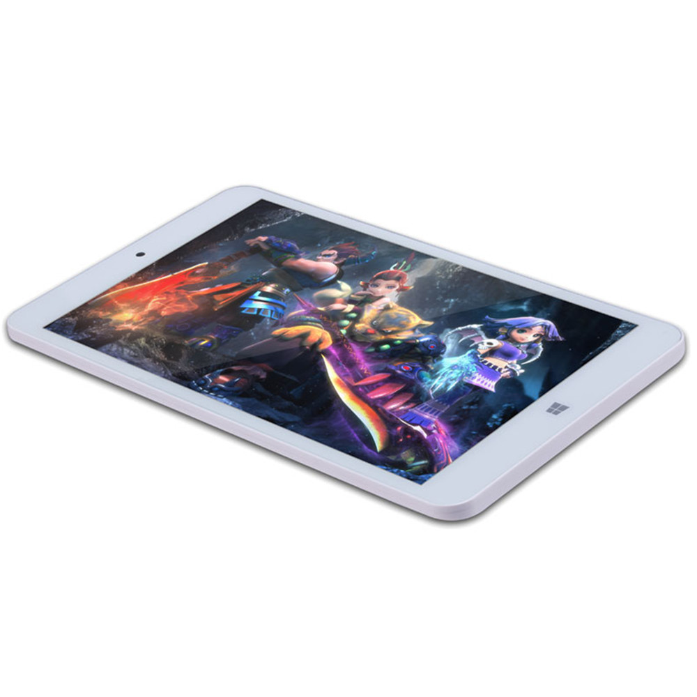 PIPO W4S Tablet PC Dual Boot 8.0 Inch Intel Z3735F Quad Core HD IPS 2GB 64GB White