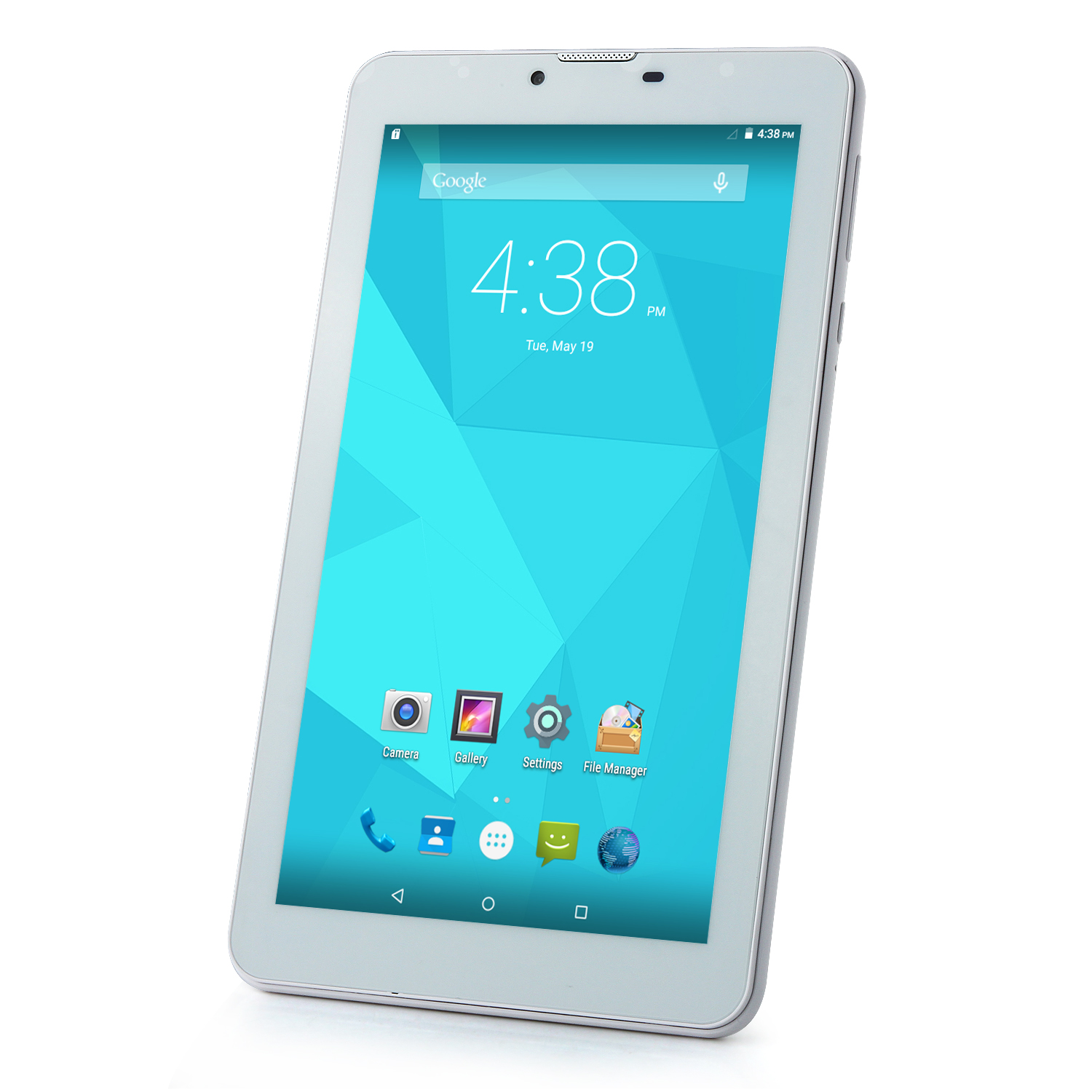 SOSOON X700 4G Tablet PC MTK8735 Quad Core 7.0 Inch Android 5.0 IPS Screen 8GB White