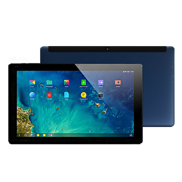 "Cube I7 Remix Tablet PC 11.6"" Remix OS Intel Z3735F Quad Core 2GB 32GB 2MP+5MP Blue"