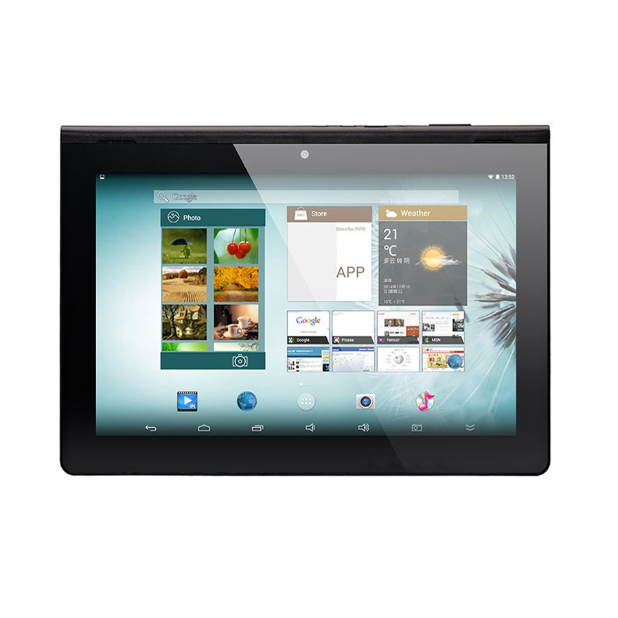 PIPO P7 Tablet PC RK3288 Quad Core 9.4 Inch Android 4.4 IPS Screen 2GB 16GB HDMI  Black