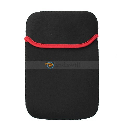Protective Double-face Sleeve Bag Pouch for iPad 9.7 Inch Tablet PC Black