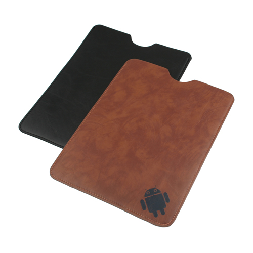 Google Android Robot Pattern Protective Leather Case for 7 Inch Tablet
