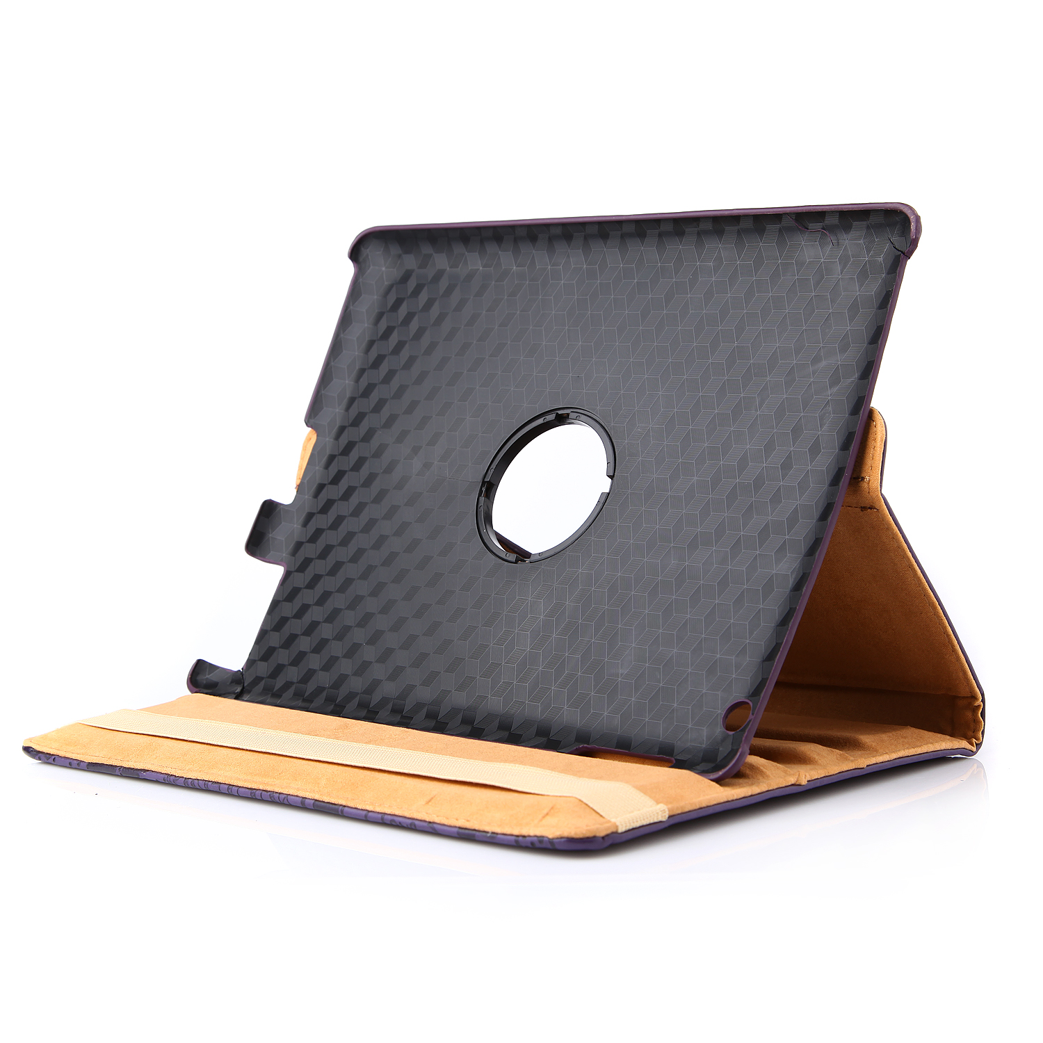 New 2014 Korean Ultra thin Flip PU leather Case For Ipad Air