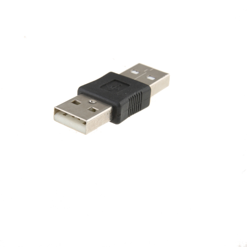 Male USB to Male USB Adapter