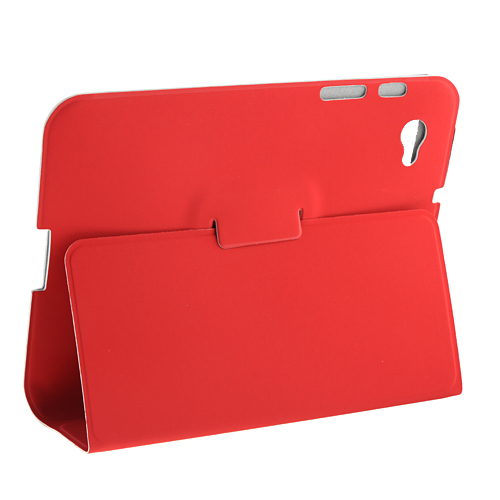 Fashion Case for SAMAUNG Galaxy Tab 7.7 inch P6800-6810 Cover With Stand 5 Colors