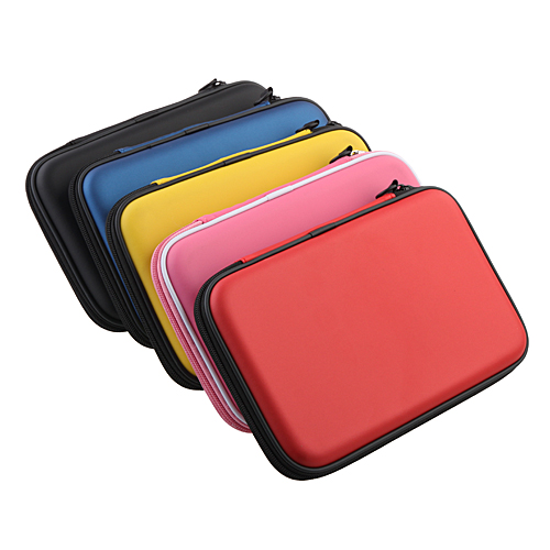 "Universal PU Leather Case with Speaker Sounder for 7"" Tablet PC PDA MID Color Random"